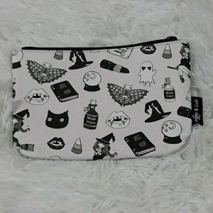 Ipsy Halloween Witch Occult Cosmetic bag